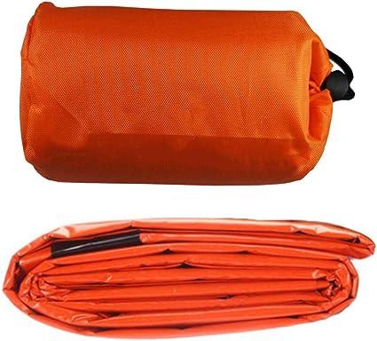 All Weather Emergency Orange Survival Bivy Bag Shelter