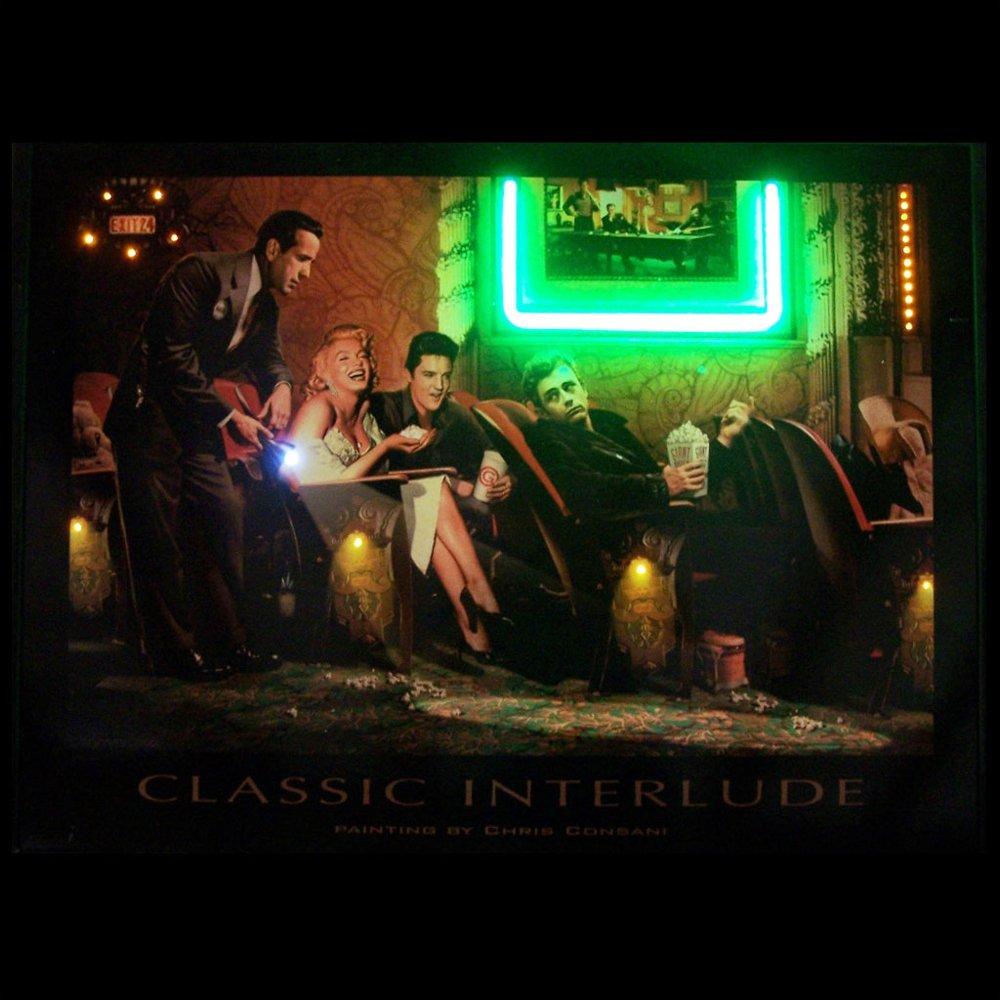 Classic Interlude Neon/LED Picture