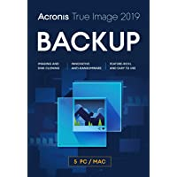 Acronis True Image 2019 5-Users