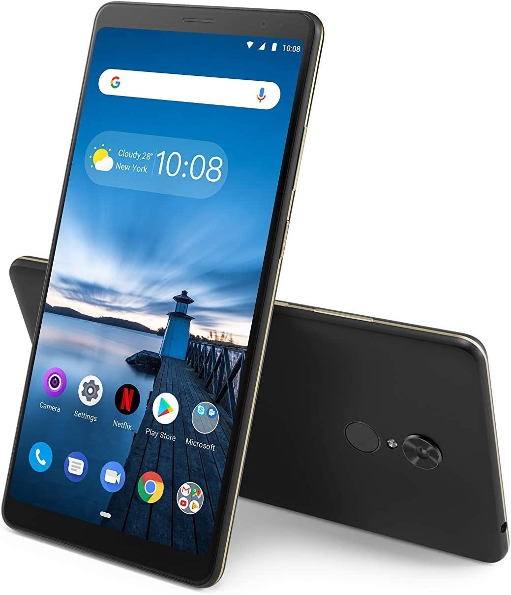 Lenovo Tab V7 Tablet (6.9 inch, 32GB, Wi-Fi + 4G Voice Calling)