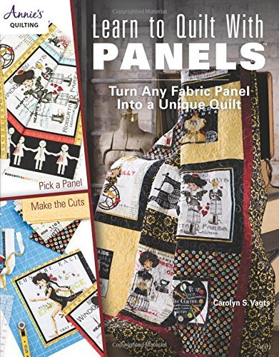 learn to quilt panels - 5