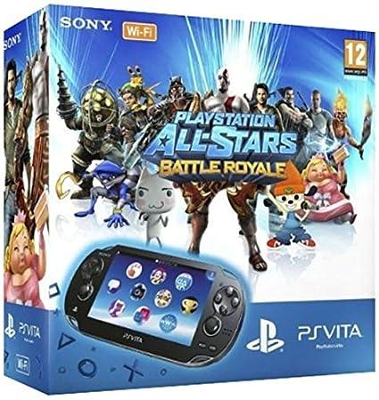 Console Playstation Vita Wifi + PlayStation All-Stars ...