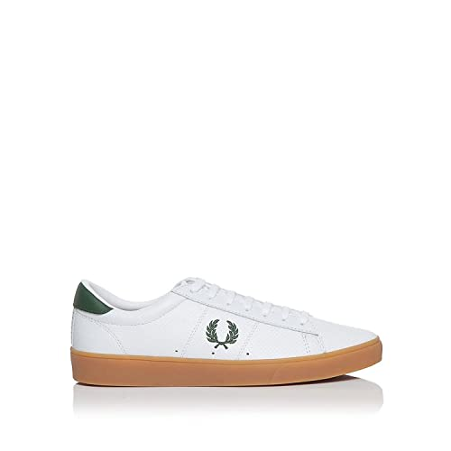 Zapatillas Fred Perry Spencer Blanca 44 Blanco: Amazon.es: Zapatos y complementos