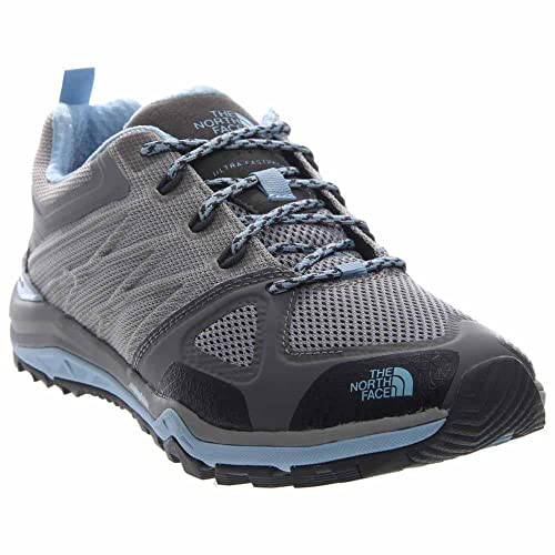 The North Face W Ultra Fastpack II, Zapatillas de Senderismo para Mujer, Gris (Foil Grey/Powder Blue), 40 1/2 EU: Amazon.es: Zapatos y complementos