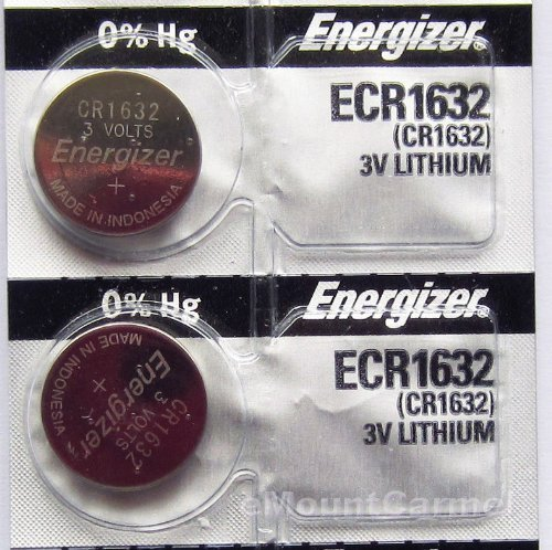Energizer CR1632 Lithium Battery Batteries