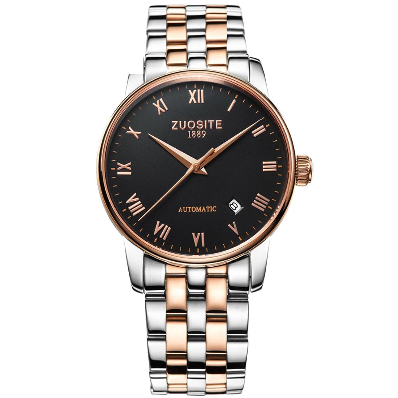 Business casual Uhren-Wasserdichte Sportuhren-Leuchtende Armbanduhr-O