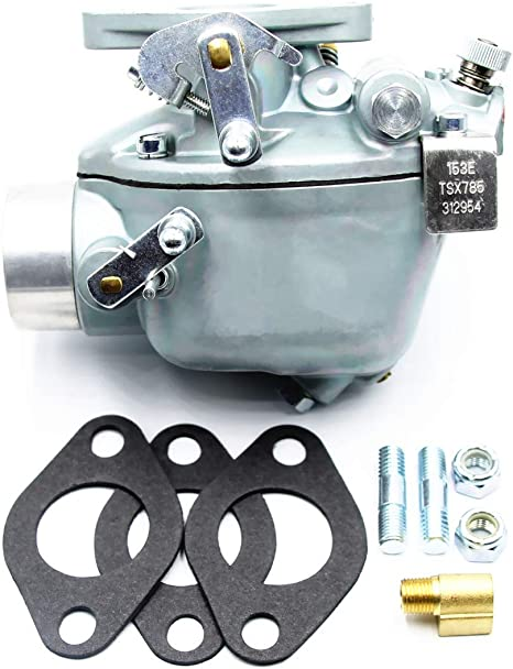 New Carburetor For Ford 501 601 701 2000 2030 2031 2110 2120 2130 TSX765 312954