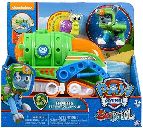Top 10 paw patrol rocky submarine