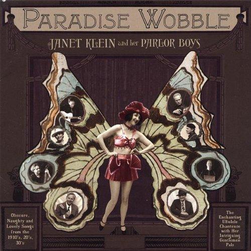 Paradise Popular standard Selling rankings Wobble