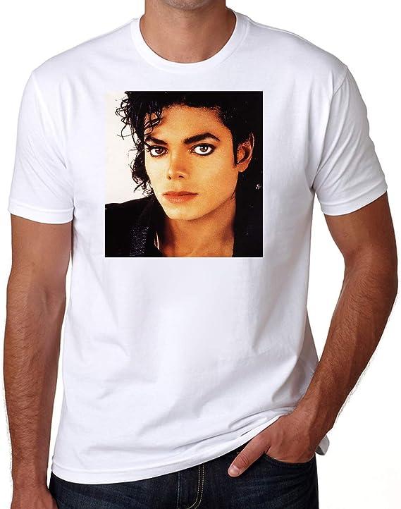Arthy Colours Michael Jackson Camiseta para Hombres X-Large: Amazon.es: Ropa y accesorios