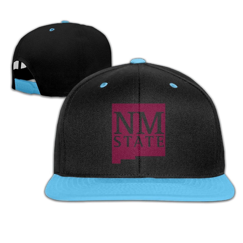 Boys' Cap Vintage Nmsu Logo Adjustable Womens Snapback