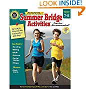 #9: Summer Bridge Activities®, Grades 7-8