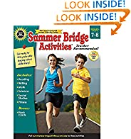 #7: Summer Bridge Activities®, Grades 7 - 8