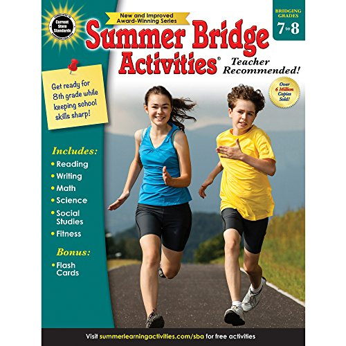 Summer Bridge Activities®, Grades 7 - 8