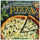 Amy's Pizza, Organic Spinach & Tomato, 14 Ounce (Frozen)