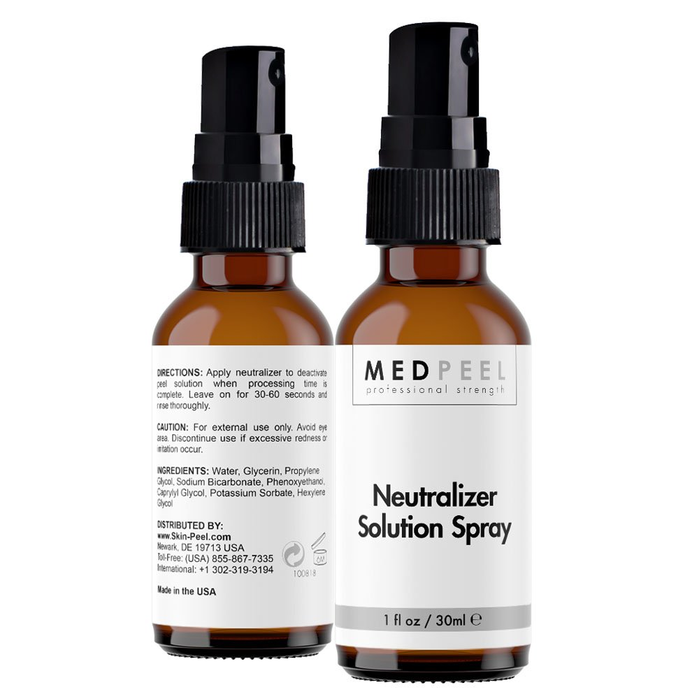 MedPeel Neutralizer Solution Spray (1oz / 30ml)