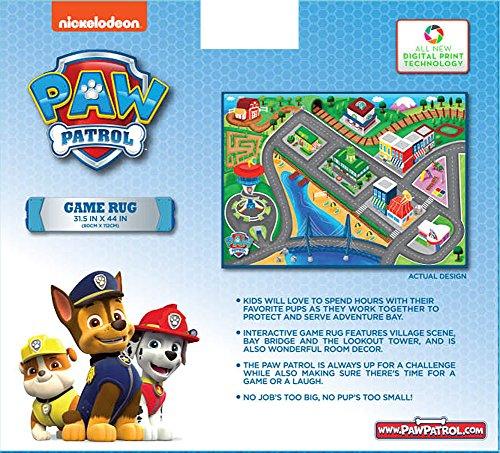 Gertmenian Paw Patrol Rug HD Kids Play Mat One Marshall
