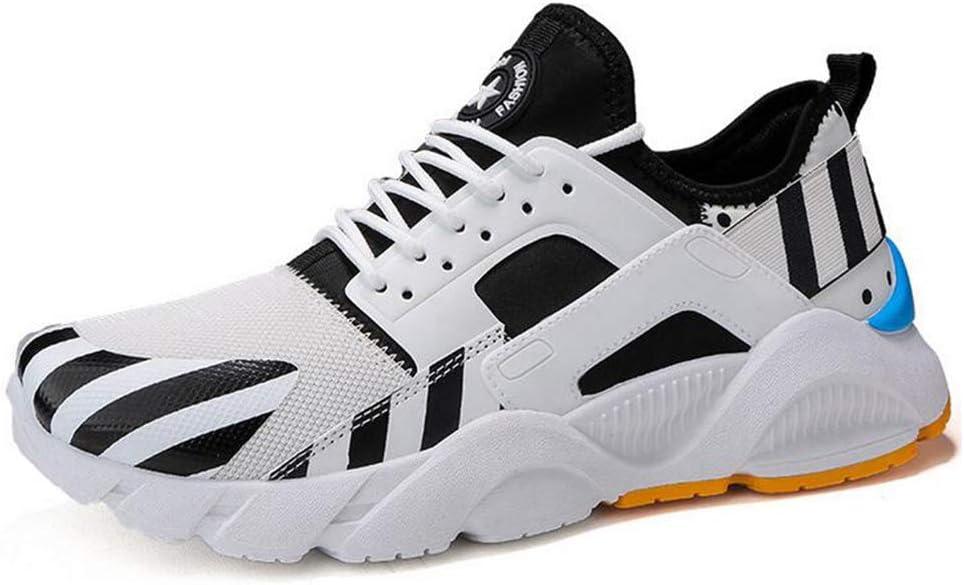 Hy - Zapatillas de Running para Hombre, con Suela de Poca luz, para Senderismo y Viajes: Amazon.es: Jardín