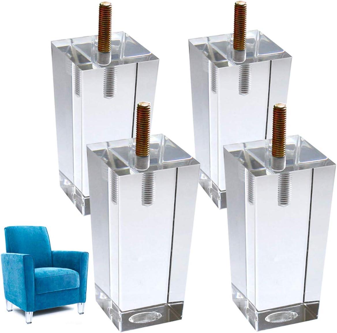 80Stk Möbel Tisch Couch Beine Nagel Auflage GleitFilz Bodenschützer 24mm Dia
