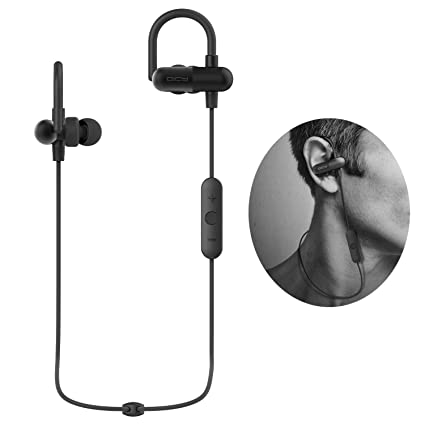 Original QCY QY11 Auriculares inalámbrico con Bluetooth 4.1 Auriculares estéreo deportivos Auriculares de alta definición con