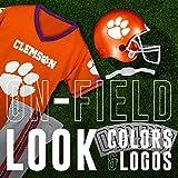 Franklin Sports NCAA Clemson Tigers Kids College