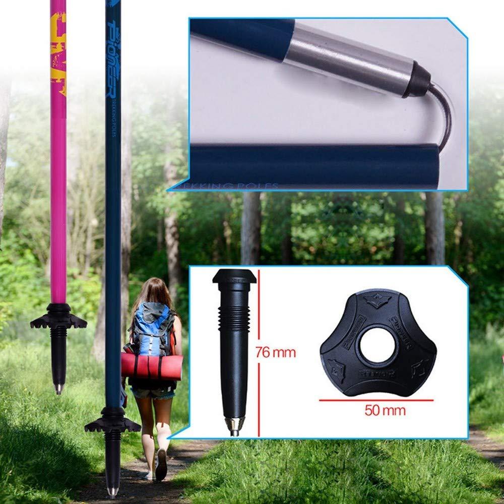 WJDB 1 stücke Ultra-Light Carbon Cane Short Fiber Fiber Fiber Lock Faltstange Walking Trekking Klettern Pole Alpenstock Stick Reise Camping B07KSZDKBX Wanderstcke Meistverkaufte weltweit 29cde3