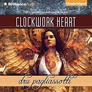 Clockwork Heart Audiobook