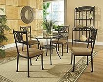 Steve Silver Company Carolyn Dining Table, 45