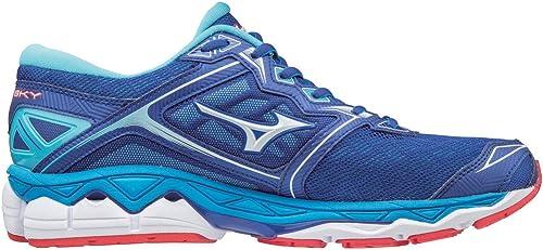 Mizuno Wave Sky, Zapatillas de Running para Hombre: Amazon.es: Zapatos y complementos