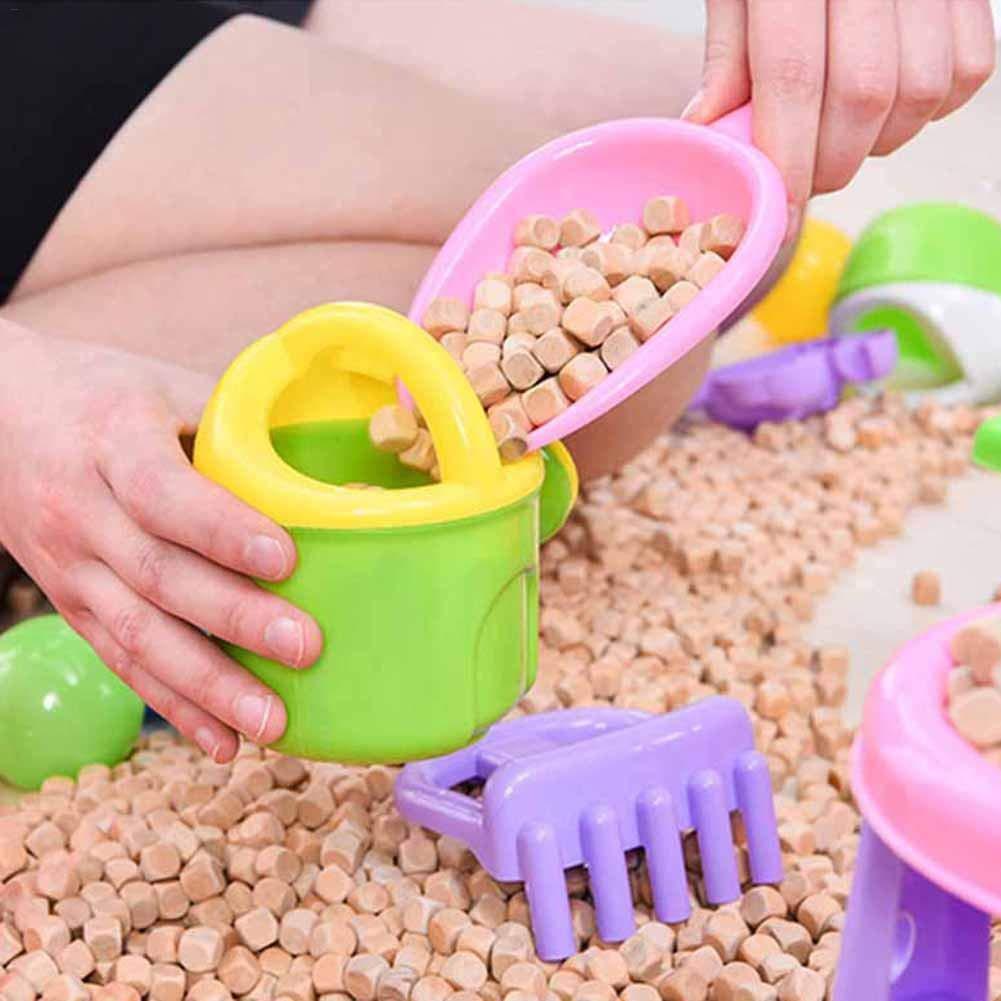 waysad /Dados en Blanco de Madera 10 Piezas Cubos de Cubo Lisos de Madera Dados de Juego de Seis Lados para Fiestas Familiares Juegos de Bricolaje impresi/ón Grabado Juguetes para ni/ños Respectable