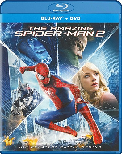 The Amazing Spider-Man 2 Blu-ray 3D (2014) - 1