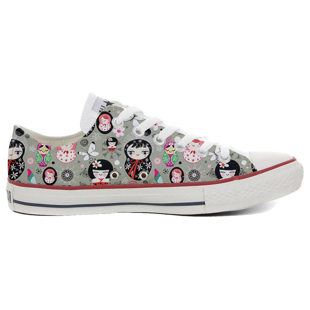 Converse All Star zapatos personalizadas (Producto Artesano) Matrilu 33 EU