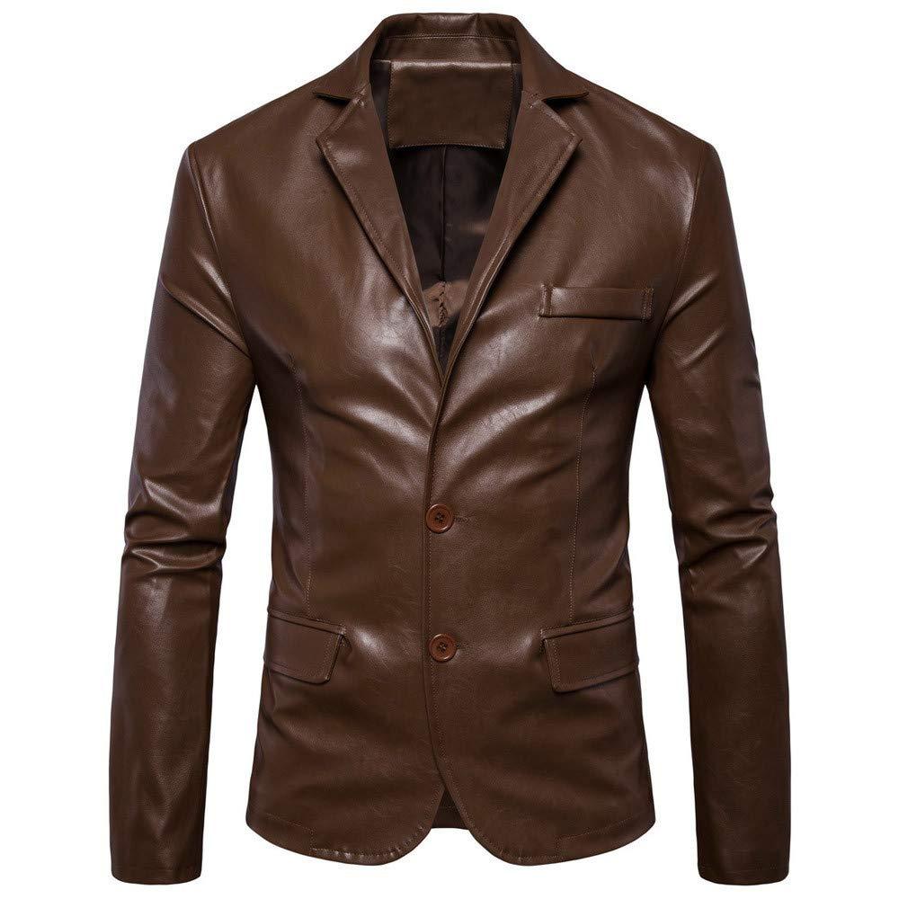 Mens Fashion Long Sleeve Striped Blazer Jacket Tank Tops Big /& Tall Winter Clothing NRUTUP Suits /& Sport Coats