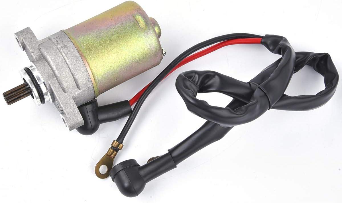 Starter Motor Replacement for Predator 90 Sportsman 90 Scramber 90 Outlaw 50 ATV 0451692