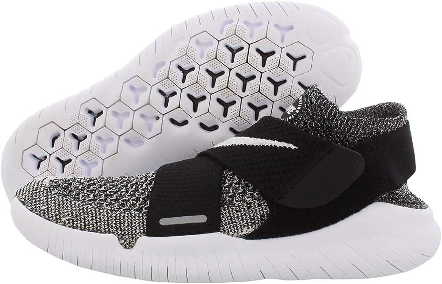 Nike W Free RN Motion FK 2018, Zapatillas para Mujer, Negro (Black/White 001), 41 EU: Amazon.es: Zapatos y complementos