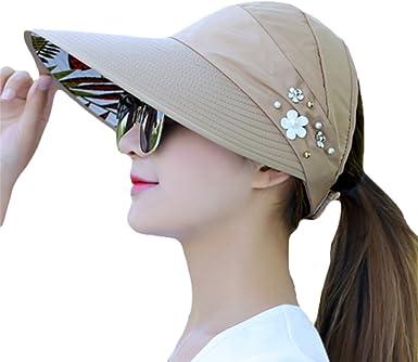 casquette uv femme