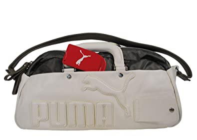 ce2f9c15a43c Image Unavailable. Image not available for. Colour  Puma Women s Cross-Body  Bag White light gray