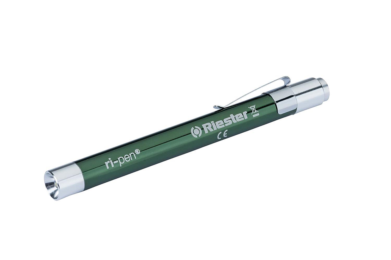 Riester RI-5072-526 Forte Lux N - Lápiz de diagnóstico, color verde