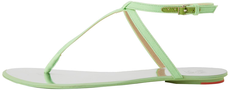Joe's Jeans Women's 7.5 Krish T-Strap Sandal B00AO2UQ08 7.5 Women's B(M) US|Lime f8ffdb