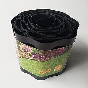 Lawn Edging Flexible Border Roll - 4
