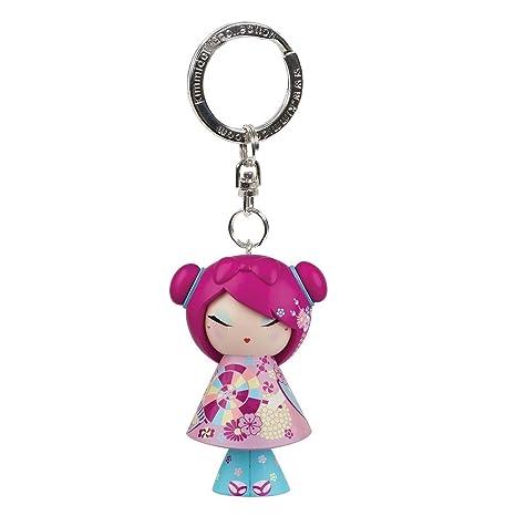 Kimmidoll Love Enesco Miso - Llavero con muñeca: Amazon.es ...