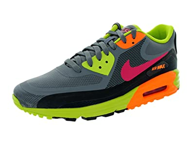 sale retailer 1f5ad b0230 Nike Air Max Lunar90 WR Mens Running Shoes 654471-001 Dark Grey 9 M US