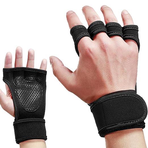 HUOFEIKE Palm Protector Guantes Entrenamiento físico Material de ...