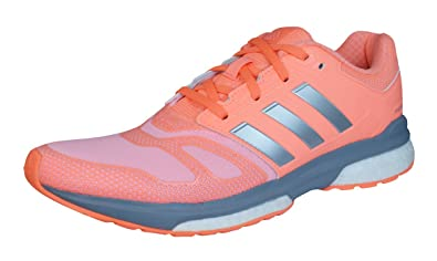 quality design bd51d b6e5d adidas Response Revenge Boost 2 Women s Running Shoe - 5.5 - Orange
