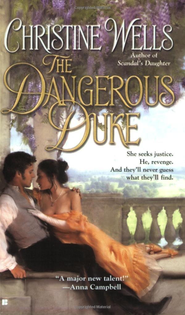 Read Online The Dangerous Duke (Berkley Sensation) ebook