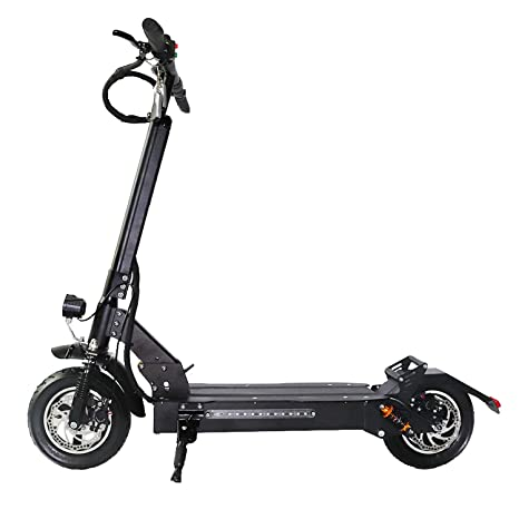 XULONG F2 Scooter Eléctrico para Adultos Plegable, 10 ...