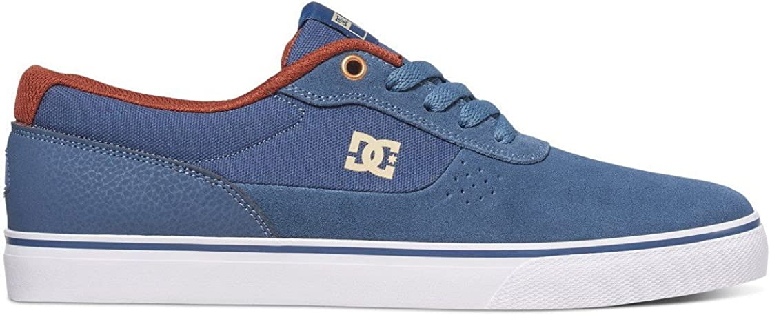 DC - Shoes Switch S - ADYS300104VGO White-navy Blue