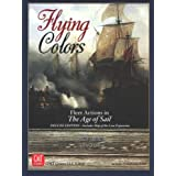 GMT: Flying Colors, Fleet Actions in The Age of Sail, Deluxe 3rd Edition