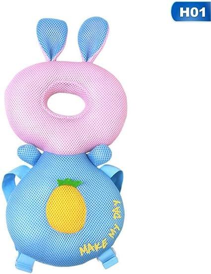 Protector de cabeza para bebé recién nacido, almohadilla de ...