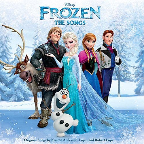Frozen: The Songs (Best Karaoke Cds For Kids)